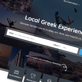Local Greek Experience