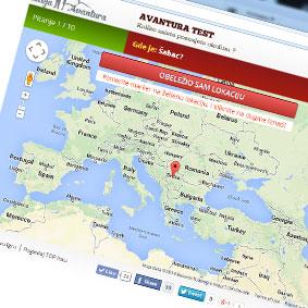 Koliko poznaješ geografiju?