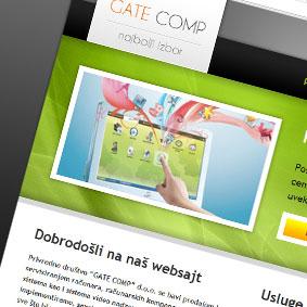 Gate comp