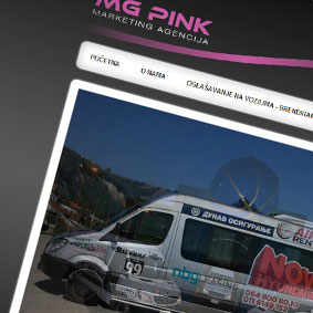 MG Pink - marketing agency