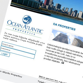Ocean Atlantic Properties