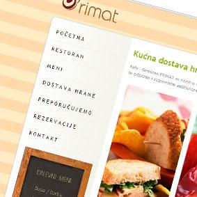 Primat restaurant