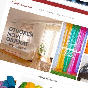 Orient Emporium Shop