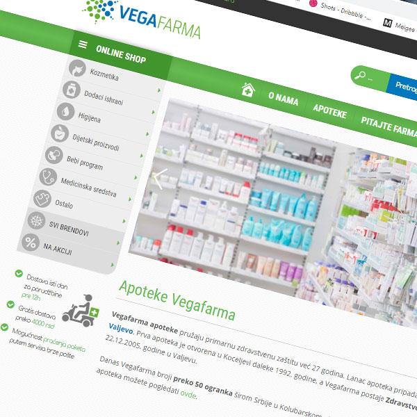 VegaFarama pharmacy