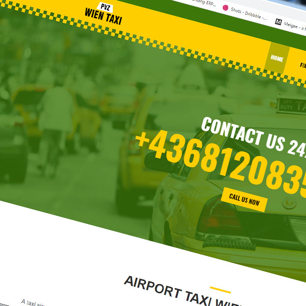 Wien Taxi Airport